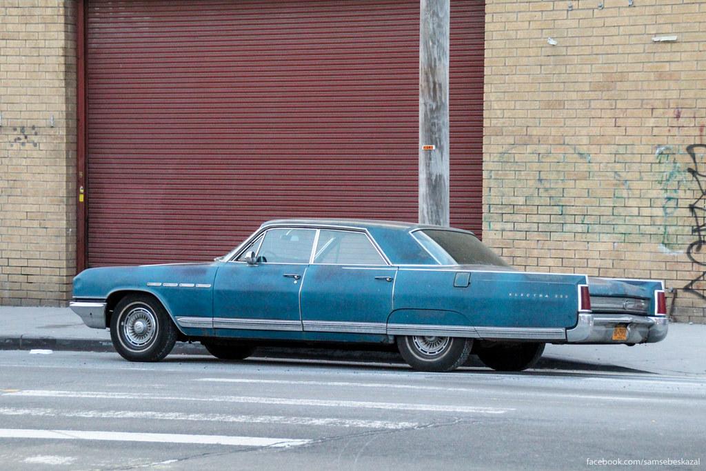 Старые автомобили на улицах Нью-Йорка - 29 samsebeskazal-3767.jpg