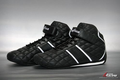 Goodyear Clutch Racing Shoes Review - Side
