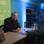 Paul Auster book signing |