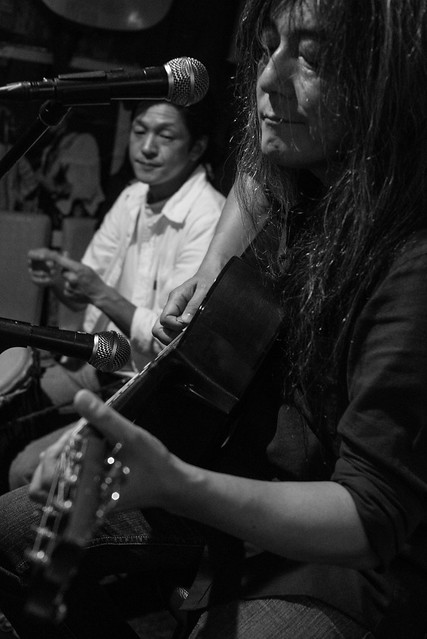 100 FEET live at GABIGABI, Tokyo, 05 Aug 2017 -00057