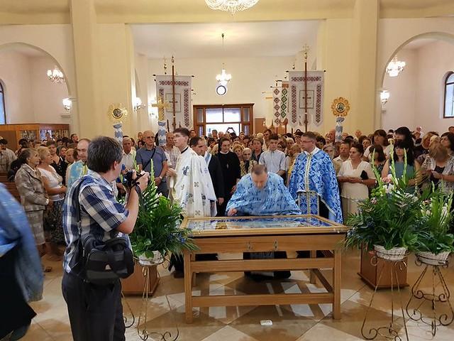 Свято Успіння Богородиці в Тернополі