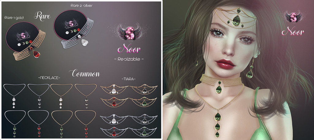 .::Supernatural::. Noor Gacha @ The Imaginarium - SecondLifeHub.com