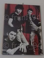 Jonas Brothers 2006 promo poster