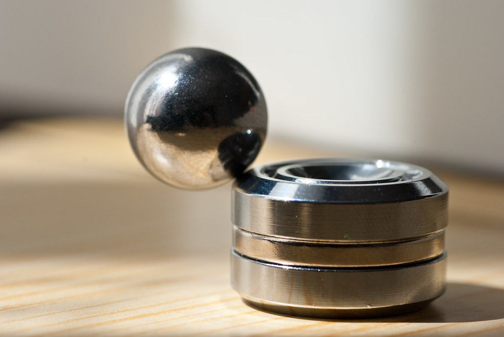 Orbital spinner