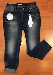 30. 3504 Blue Crop Jeans  39.95