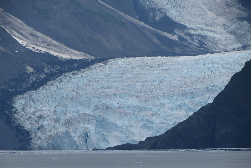 Another (or the same?) tidewater glacier