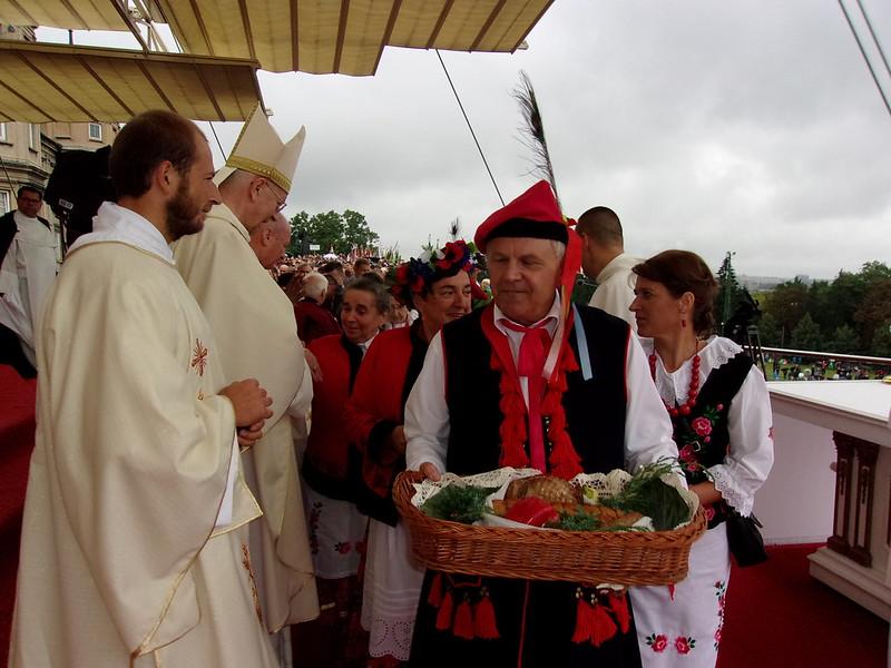 Dożynki, Jasna Góra, 3 IX 2017