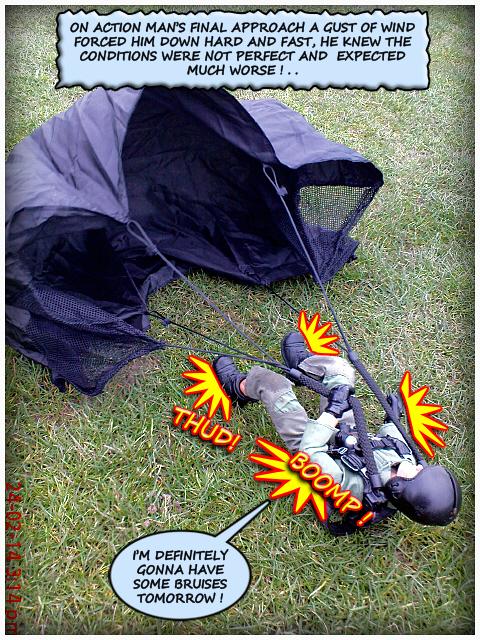 High Speed Parachute Test 1 (Top Secret).. 36246658223_d4c40e1437_o