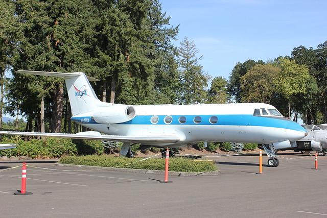 Gulfstream II N947NA