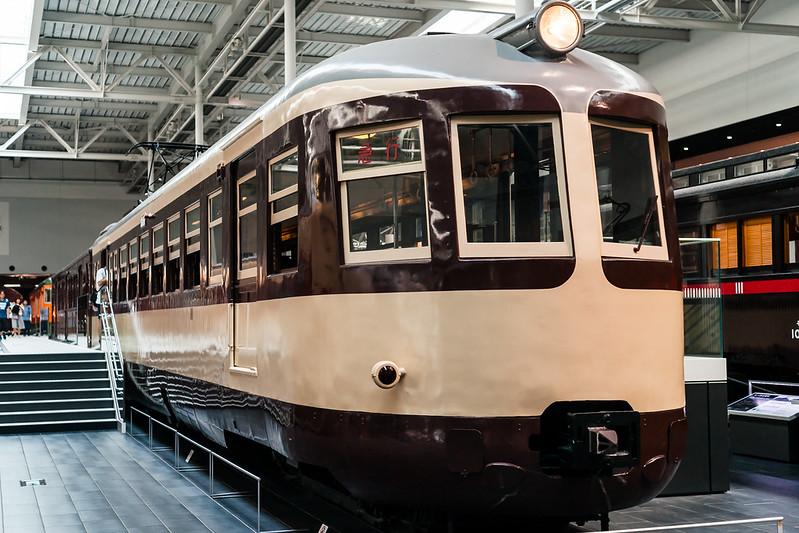モハ52形式 電車