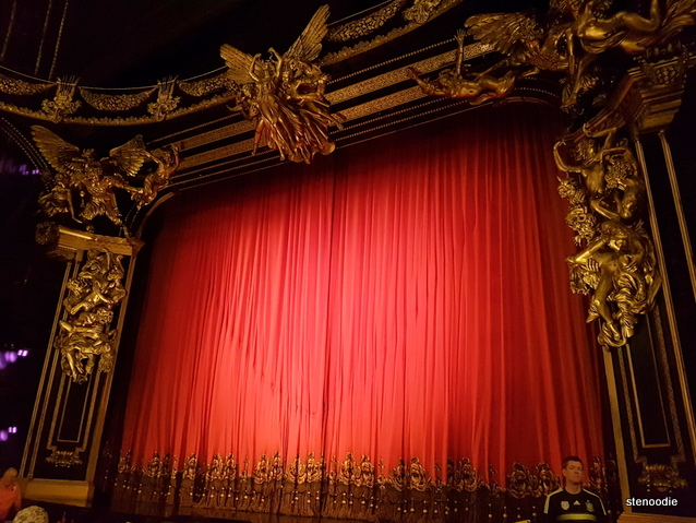 Phantom of the Opera stage