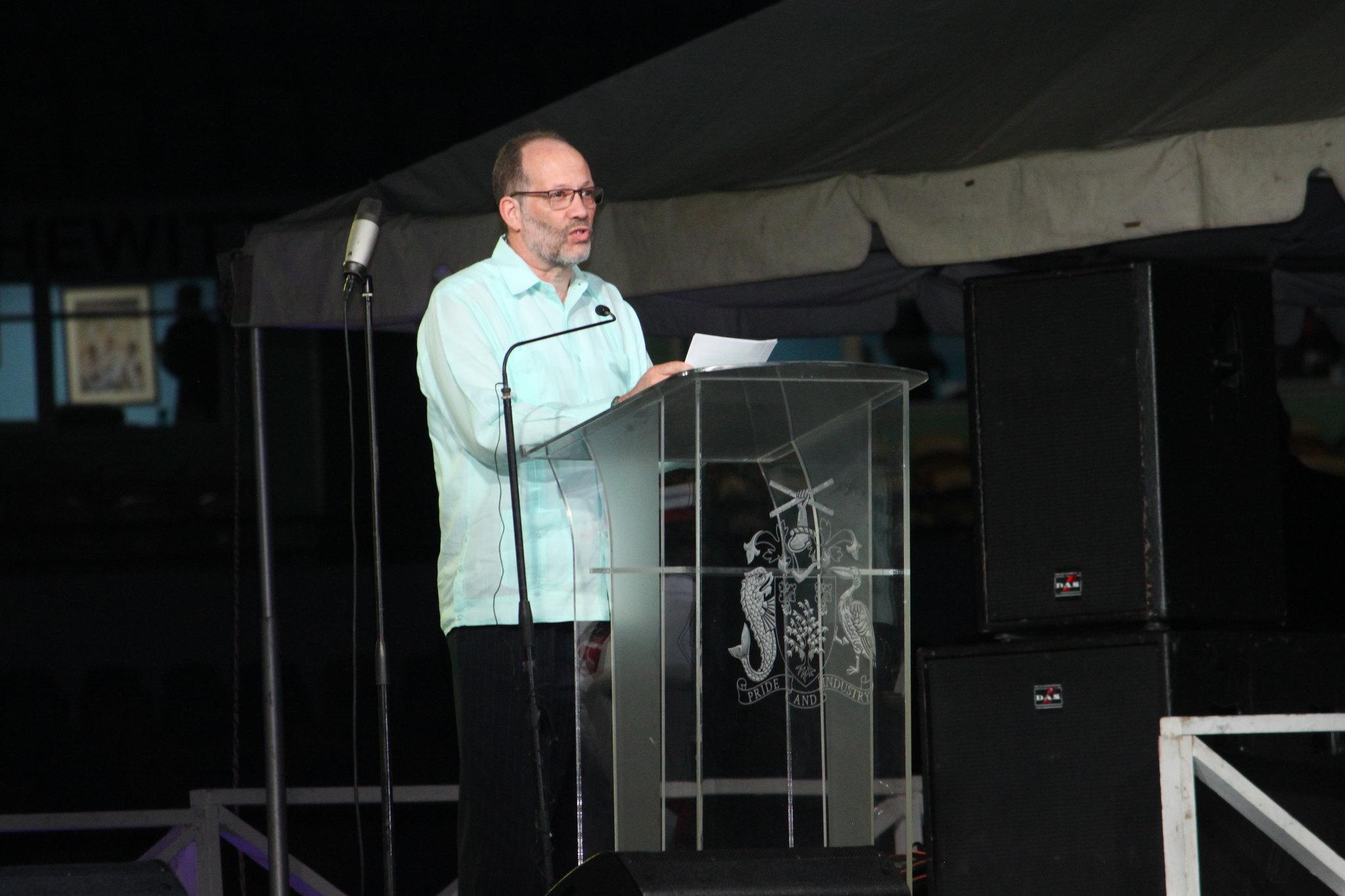 Opening Ceremony CARIFESTA XIII