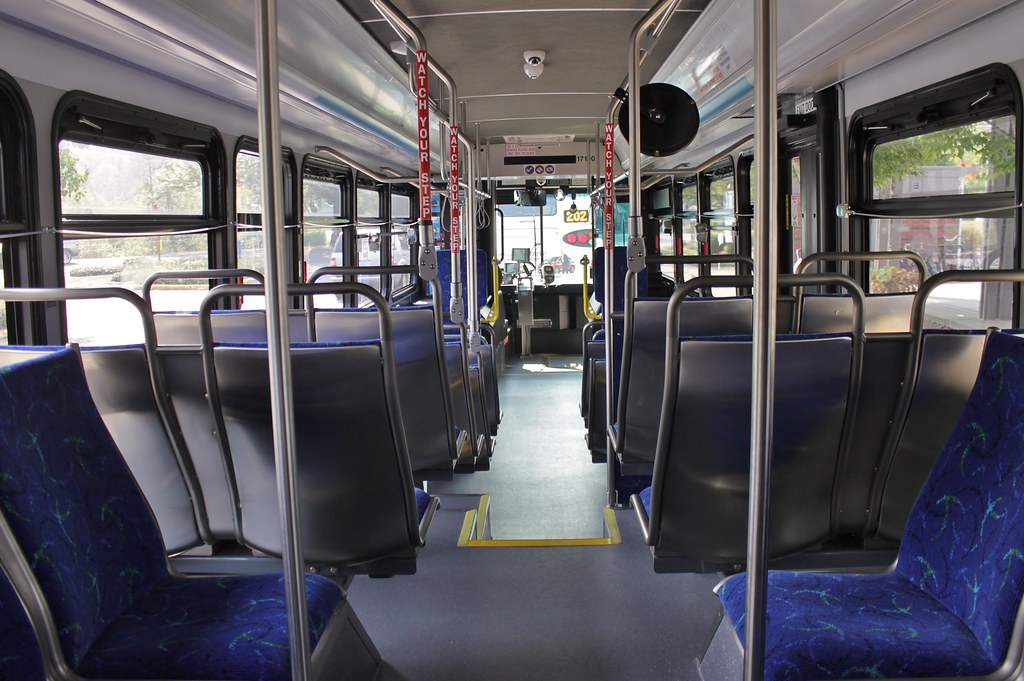 CT 17100 interior