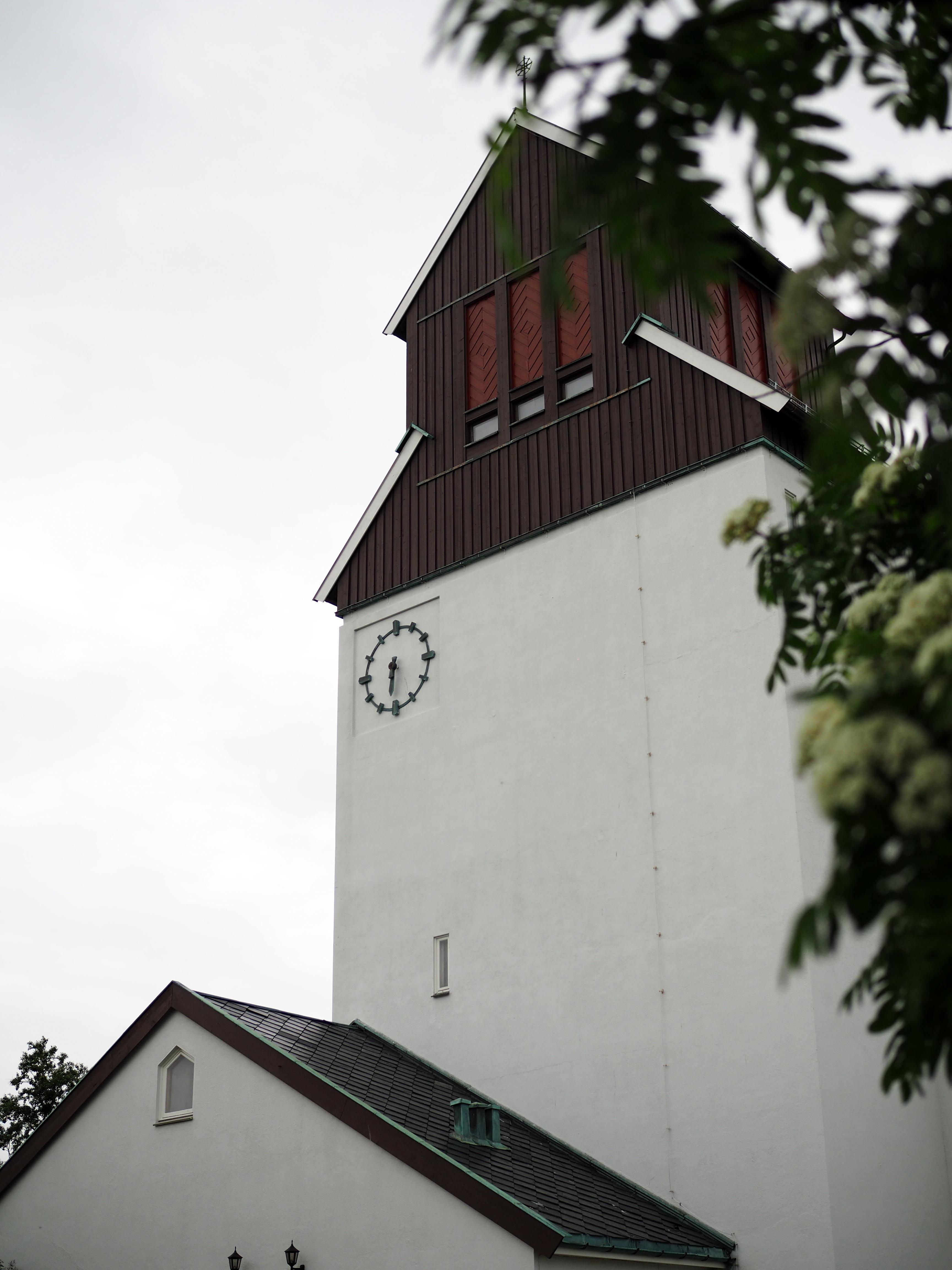kirkkoniemi kirkko
