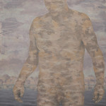 Kristi Hager; War Zone; Oil on panel; 2016; Represented by Goodwin Fine Art -
