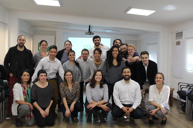 Laboratorio de Innovación de  ColungaHUB inicia programa de Consolidación junto a ganadores de Emprende el Viaje