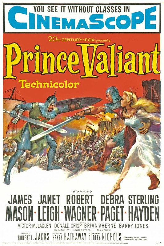 Prince Valiant - Poster 1