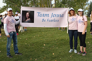 2017-09-10 Team Jenna Family