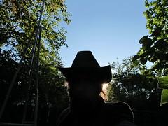 Stetson 3X Beaver Western Hat Silhouette