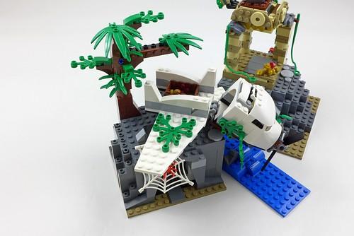 LEGO City Jungle 60161 Jungle Exploration Site 88