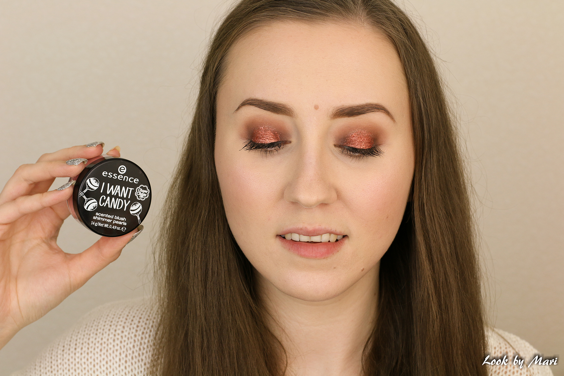 13 essence i want candy scented blush shimmer pearls review kokemuksia