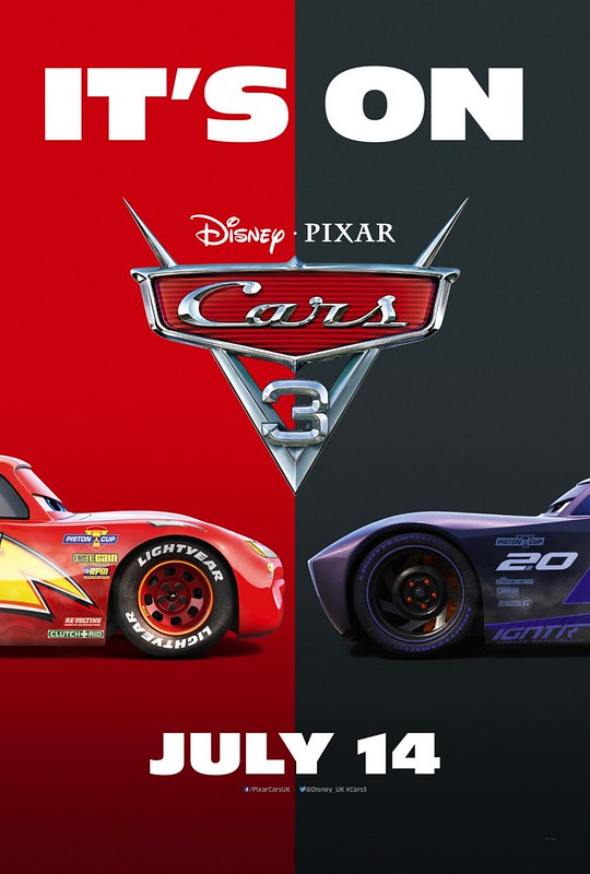 Cars 3 - Poster 9