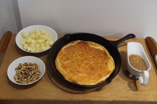 Apfelschmarren (vorbereitet)