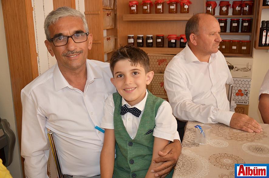 Mehmet Arıkan, Ali Kaan Uysal