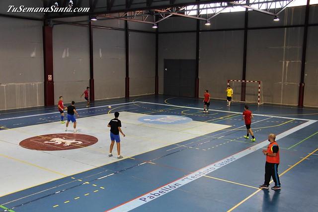 12 h Futbol Sala Solidarias Hermandad Dulce Nombre