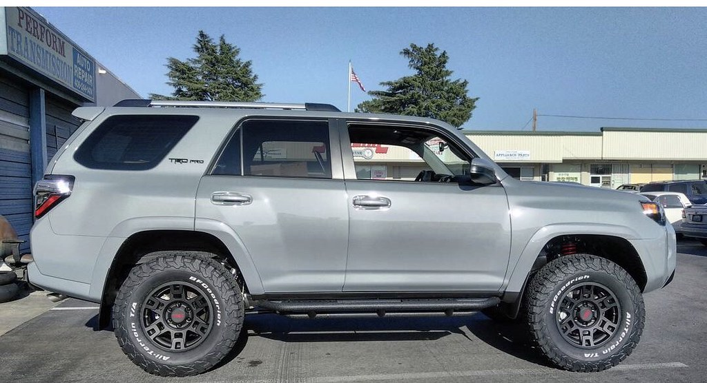 Trd pro lift question - Page 59 - Toyota 4Runner Forum - Largest 4Runner Forum