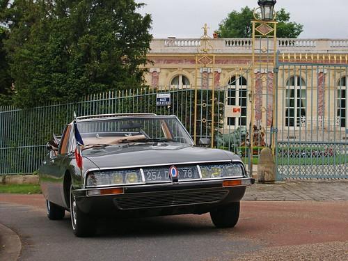Citroën SM Présidentielle 08
