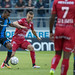 WAREGEM, 11-08-2017, Regenboogstadion. SV Zulte Waregem - Club Brugge. Jupiler Pro League 2017 -2018. 3de speeldag.