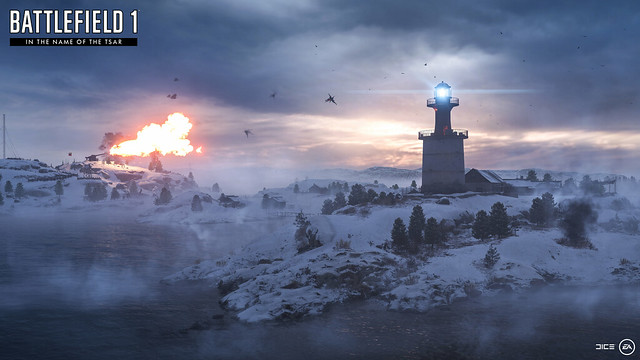 Battlefield 1: In the Name of the Czar