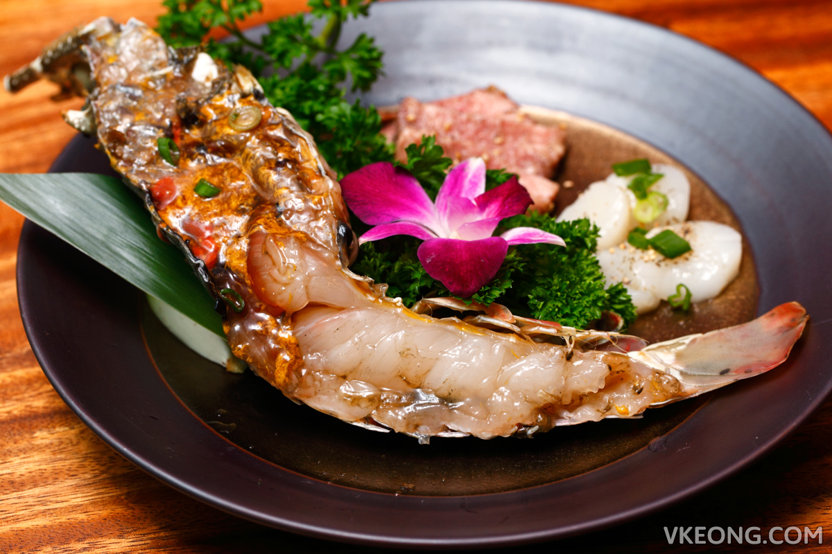 Yakiniku Toraji Pacific Lobster