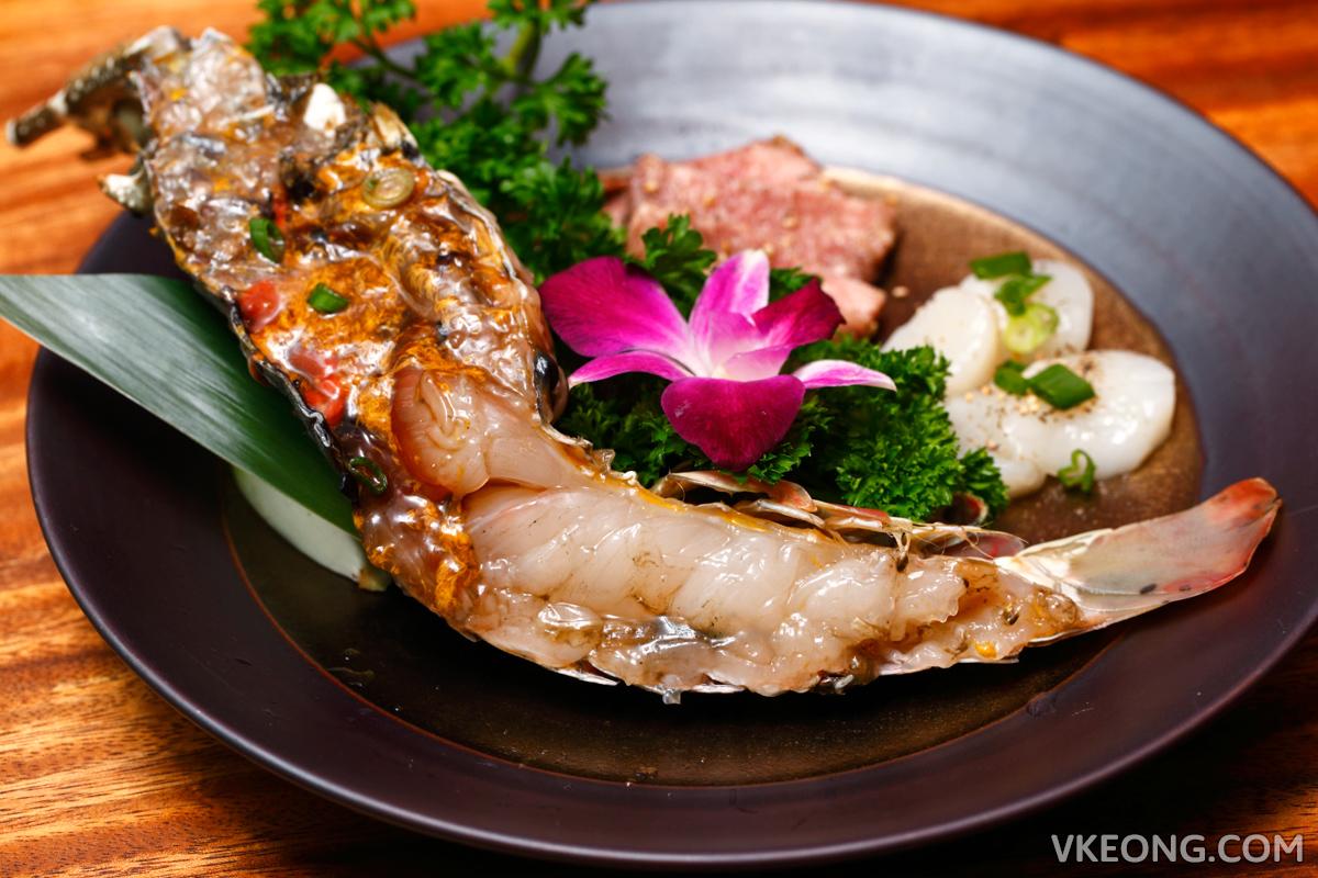 Yakiniku Toraji Pacific Lobster