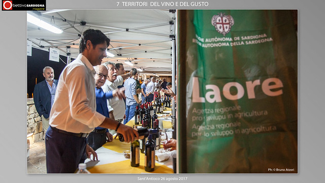 Territori del vino e del gusto - Sant'Antioco