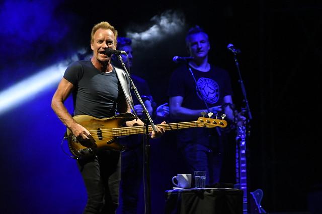 Sting - 28 Luglio 2017 Mantova