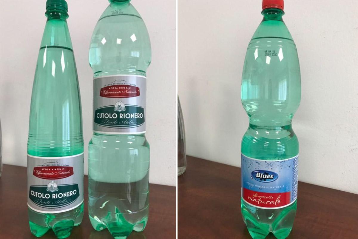Acqua minerale contaminata ad baterio killer: ecco i lotti ritirati