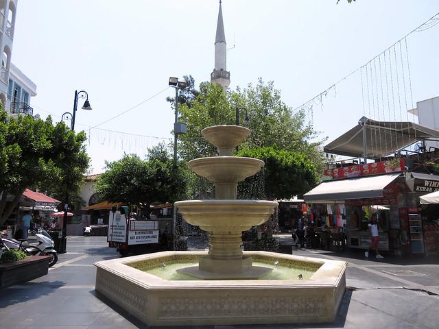 Fountain Square, Canon POWERSHOT SX700 HS