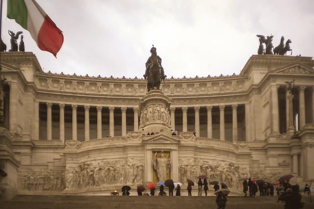 Monumento Nacional a Víctor Manuel II.