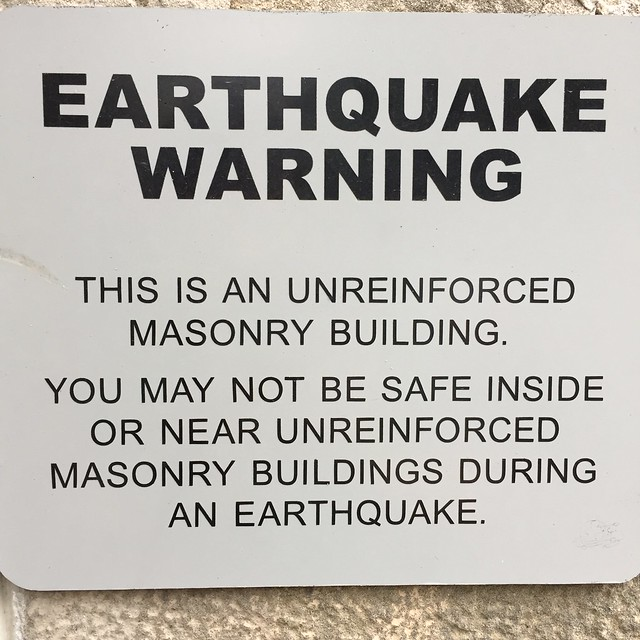 Earthquake Warning
