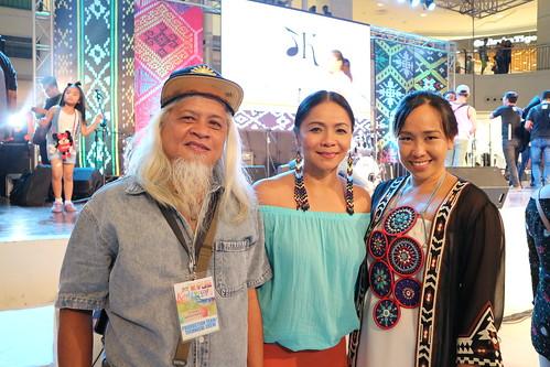 Davao Life .com Photos: Popong Landero, Bayang Barrios & Maan Chua at Tunog Kadayawan 2017 Abreeza Mall IMG_1229