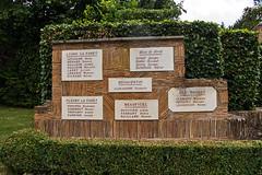 _W4A4962 Lyons la-Foret War Memorial