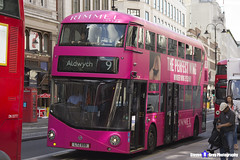 Wrightbus NRM NBFL - LTZ 1159 - LT159 - Rimmel - Aldwych 9 - RATP Group - London 2017 - Steven Gray - IMG_8267