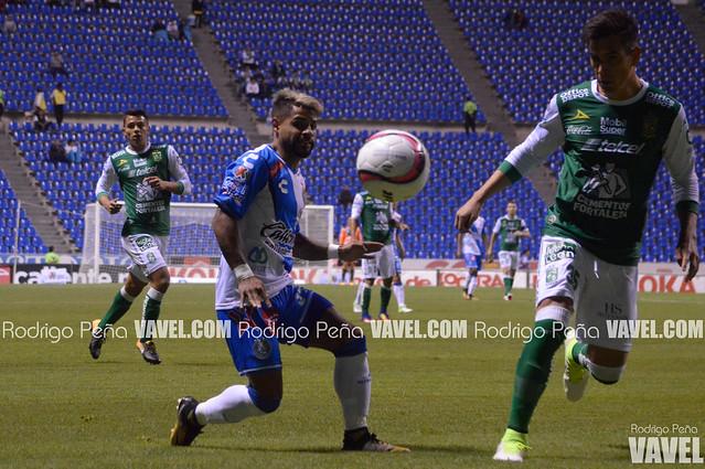 Puebla 0-1 León I J6 Liga A'17