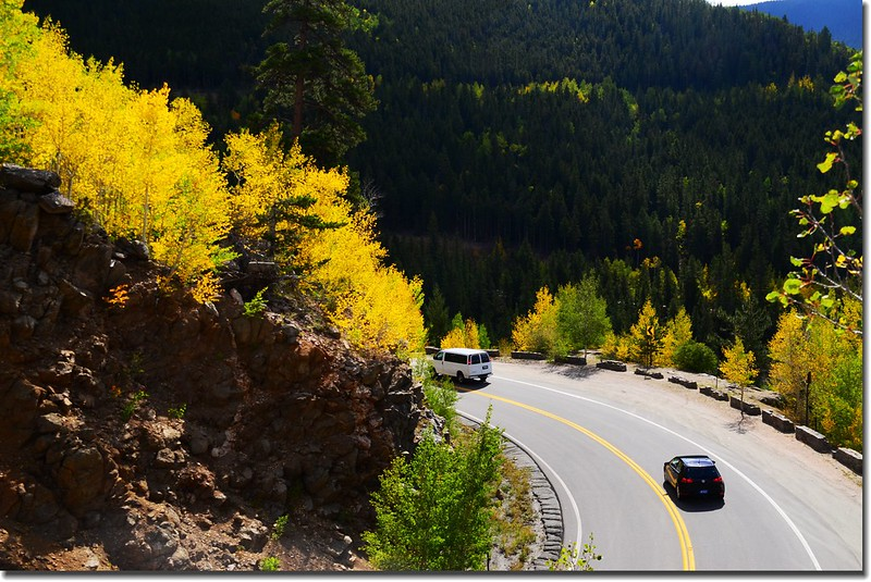 Fall colors, Mount Evans Scenic Byway, Colorado (6)