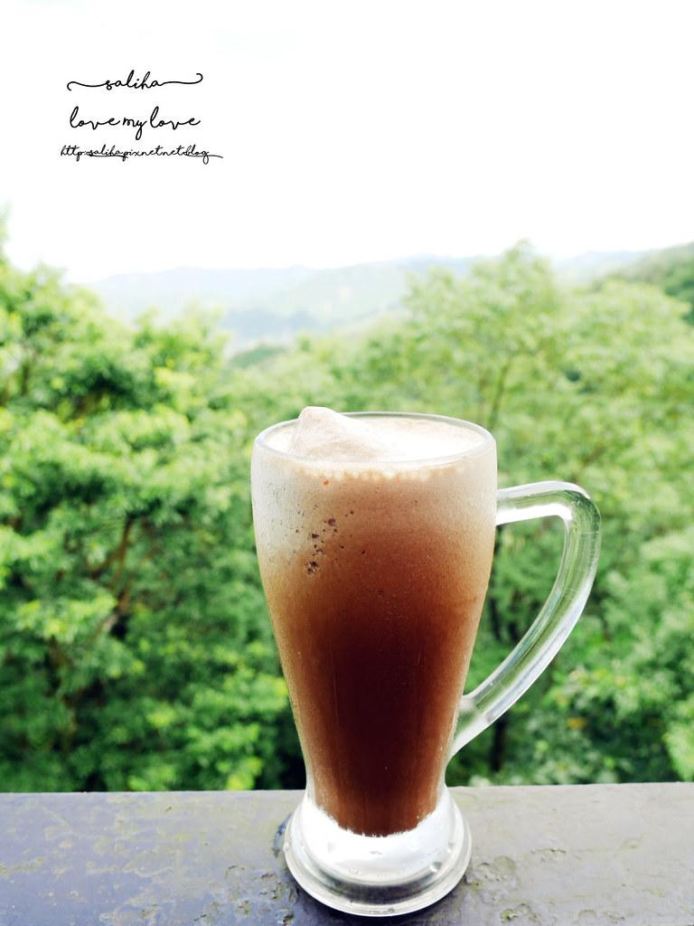 石碇千島湖一日遊行程咖啡館推薦海倫咖啡