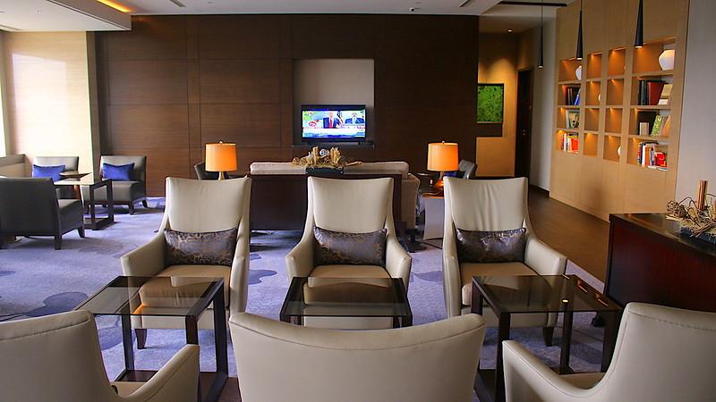 Gold Lounge, Fairmont Jakarta