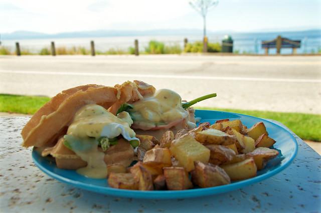 Savouring the Sunshine Coast