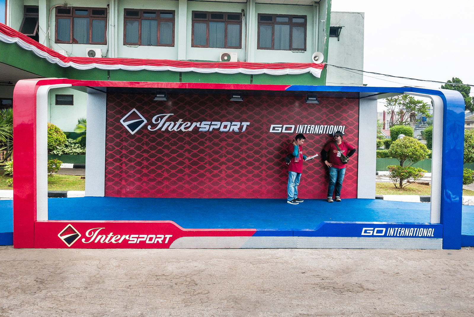 INTERSPORT - PONDOK CABE